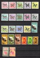 Guinea   1963  .-   Y&T   Nº    146/159-160/163-164/166-168-170 - República De Guinea (1958-...)