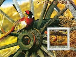 Sao Tome 2003 Fauna  Pheasants ,birds - Sao Tome And Principe