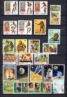 Guinea   1969-70  .-   Y&T   Nº    373/379-382/385-386/390-393/394-396-398-400-406-410/414-416 - República De Guinea (1958-...)