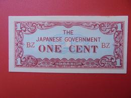 JAPON (TERRITOIRES OCCUPES 1940-45) 1 CENT PEU CIRCULER/NEUF - Japon