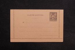 FRANCE - Entier Postal Type Sage Non Circulé - L 30722 - Postal Stamped Stationery