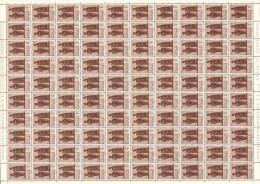 Katanga 0056 - 2F  Feuille / Sheet De 100 - Katanga