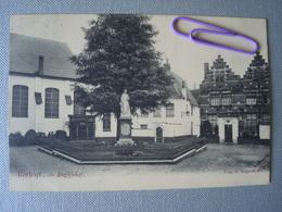 KORTRIJK : Begijnhof In 1906 - Kortrijk