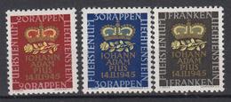 LIECHTENSTEIN - Michel - 1945 - Nr 240/42 - MNH** - Liechtenstein