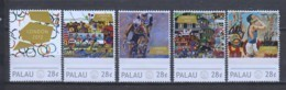 Palau 2012 - Set Of 5 MNH SUMMER OLYMPICS LONDON 2012 - Summer 2012: London