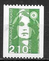 Année 1990 _ N° 2627a**+2628a**(avec N° Rouge Au Verso)+2629a**(paire Verticale) - France