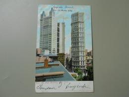 ETATS UNIS NY NEW YORK CITY ST. PAUL BUILDING  PRECURSEUR - Manhattan