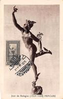 Grèce.n°57703.jean De Bologne.mecure.carte Maximum - Grecia