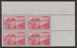ANDORRE - Unused Stamps
