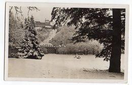 URIAGE LES BAINS --Parc Et Chateau En Hiver ..........à Saisir - Uriage