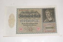 Billet De 1922 (classe SPL) - [ 3] 1918-1933: Weimarrepubliek