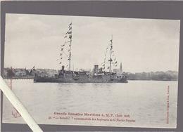 Bateau De Guerre / Le Heimdal, Vaisseau école - Warships