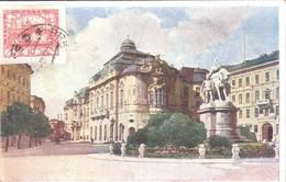 Tchécoslovaquie Pozsony =Bratislava - Slovaquie