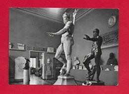 CARTOLINA NV ITALIA - BOLOGNA - Museo Civico - Il Nettuno Del Giambologna - Primo Modello In Bronzo - 10 X 15 - Sculture