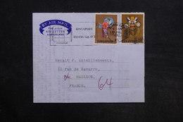 SINGAPOUR - Aérogramme Pour La France En 1972 - L 30768 - Singapour (1959-...)