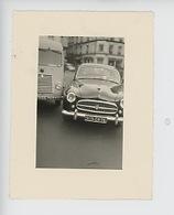 Photographie 12X9 : Renault Frégate 51 à 60 - Fourgon Renault Goélette 47 à 65 (dans Le 76 Certainement Rouen) - Passenger Cars