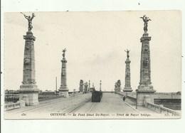 Oostende - TRAM -  De Pont - Oostende