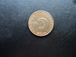 TURQUIE : 5 KURUS   1968    KM 890.1     TTB - Türkei