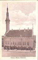 Estonie : Tallinn Raekoda. - Estonie