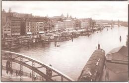 Pologne : Szczecin Stettin Port De Pêche. - Pologne