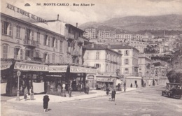 Monte-Carlo Rue Albert Ier - Monte-Carlo