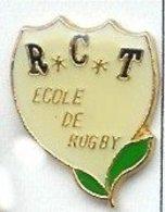 @@ école De Rugby Muguet RCT Toulon (1.8x1.4) @@sp213b - Rugby
