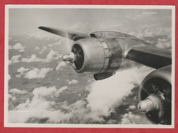 Avion - SABENA - Photo Véritable - Song Of The Engines - High Above The Clouds. - Aviation