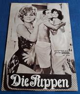 "Gina Lollobrigida, Elke Sommer, Monica Vitti, Virna Lisi > ""Die Puppen"" > Altes NFP-Filmprogramm '1965 (fp349) - Zeitschriften"