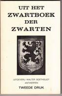 WO2 Uit Het Zwartboek Der Zwarten (repressie In Belgische Oa Breendonk Kampen) - War 1939-45
