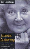 """Willebroek Mechelen """"Jo Leemans De Vlucht Terug"""" Een Literaire Soap - Esotérisme"""