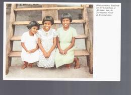 SURINAME  1960-s OLD POSTCARD - Surinam