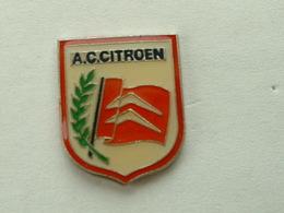 PIN'S  CITROËN - ASSOCIATION CULTUREL - Citroën