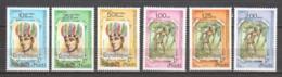 Haiti 1986 Mi 1488-1493 MNH INDIANS - Kulturen