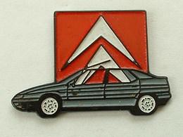 PIN'S  CITROËN - XM GRISE - Citroën