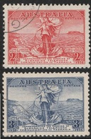 Australia 1936 - SG 150/160 - Underwater Cable Connection To Tasmania - SUPERB VERY FINE USED - 1913-36 George V : Other Issues