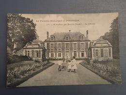Cpa Warvillers, Par Rosières Le Château. 1907 - France