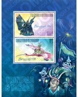 Ref. 147359 * MNH * - TRINIDAD AND TOBAGO. 1976. CARNIVAL . CARNAVAL - Birds