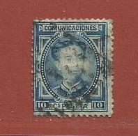 Espagne N° 164 - Oblitérés