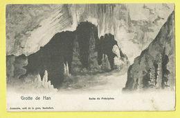 * Han Sur Lesse (Rochefort - Namur - La Wallonie) * (Jaumotte, Café De La Gare) Grotte De Han, Salle Du Précipice, Grot - Rochefort
