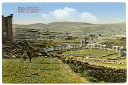 JORDAN : JERASH - GENERAL VIEW - Jordanie