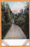 Lake Willoughby VT 1907 Postcard - Burlington