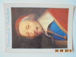 Cardinal De Richelieu (1585-1642). As De Coeur N156 - Personnages Historiques