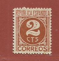 Espagne N° 527 - 1931-Aujourd'hui: II. République - ....Juan Carlos I