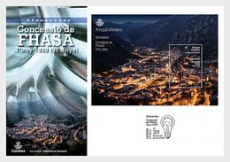 Andorra / Andorre - Postfris / MNH - FDC Sheet FHASA 2019 - Nuovi