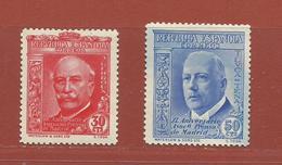 Espagne N° 547 - 549 - 1931-50 Usati