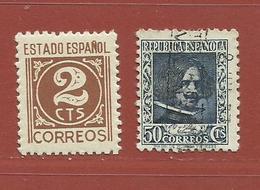 Espagne N° 557 - 563 - 1931-Aujourd'hui: II. République - ....Juan Carlos I