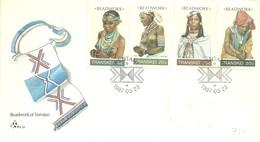 FDC 1987 - Transkei