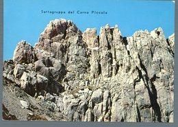 °°° Cartolina N. 22 Gran Sasso D'italia Sottogruppo Del Corno Piccolo Nuova °°° - Teramo