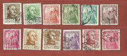Espagne N° Général Franco - 1931-Aujourd'hui: II. République - ....Juan Carlos I