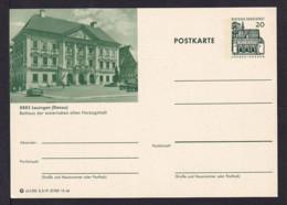 Bund P 91  B3/19  Lauingen  Ungebraucht - [7] République Fédérale
